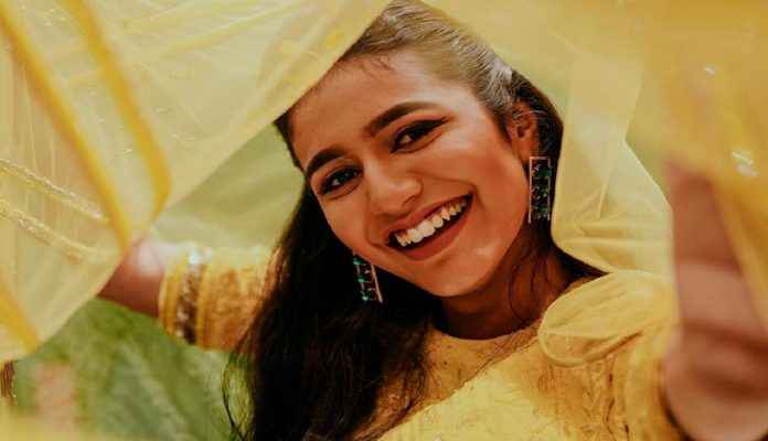 do you also feel its vicky kaushal in this viral picture not priya prakash varrier