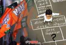 Assembly Elections 2019 : bjp post cartoon raj thackeray asking stand about mns time