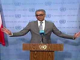 unga syed akbaruddin slams on pakistan