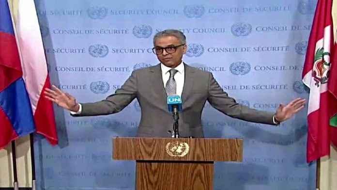 unga syed akbaruddin slams on pakistan