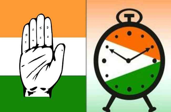congress ncp alliance
