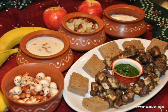 navratri foods items to eat during fasting in navratri festival 2019