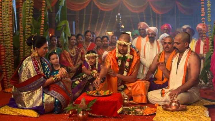 swamini new marathi serial on rama madhav on colors marathi