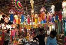 Mahim Kandil Galli 2019 – Famous Diwali Lantern Market