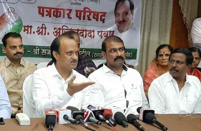 Ajit Pawar slams Chandrakant Patil
