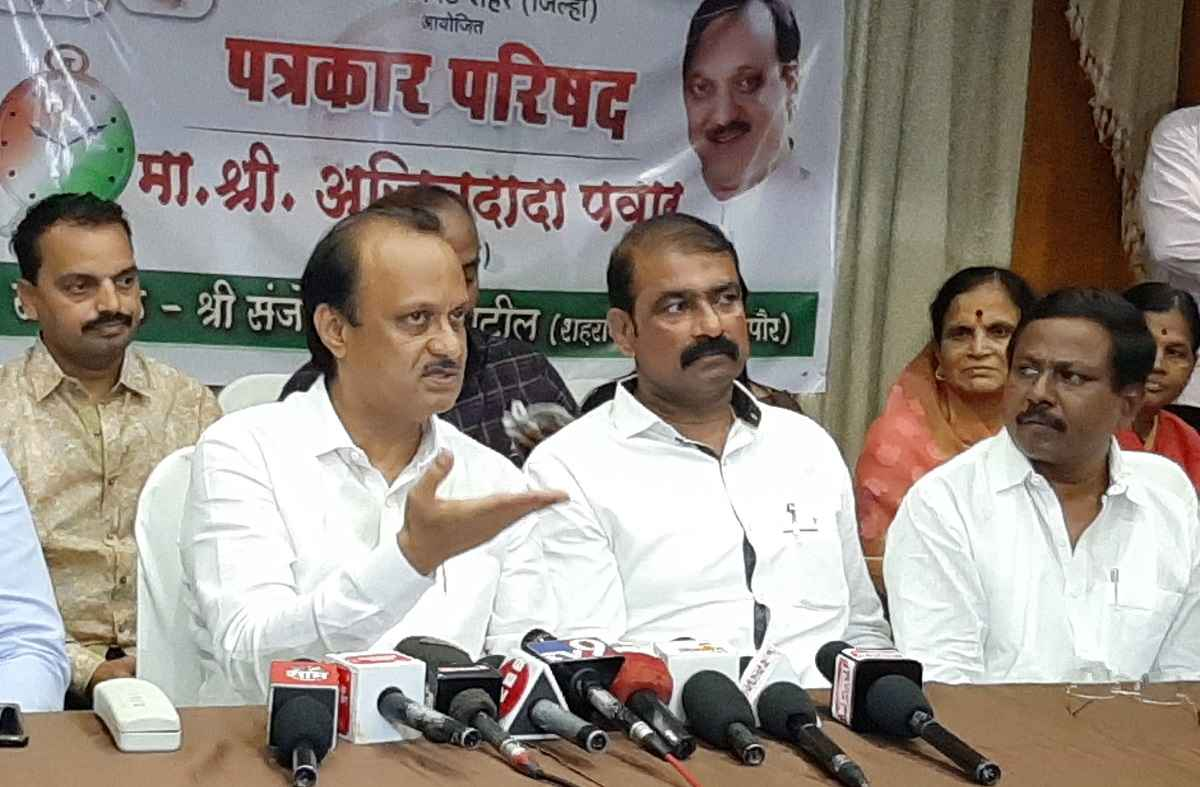 Ajit Pawar slams Chandrakant Patil