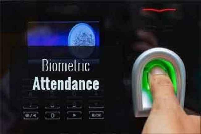 Biometric machines will take the presence of corporators