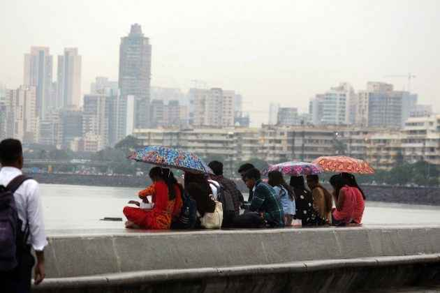 rain comes again in mumbai