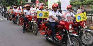 Thane Municipal Corporation celebrated 150th gandhi jayati with 'swachchta hi seva' programme 1