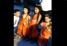 Little Sita dances in super cute viral video. She made me happy, says Internet