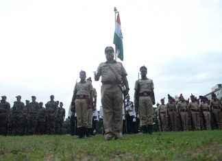 Vashi police celebrate National Integration Day 5