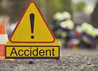 child dead four wheeler dash incident chinchwad