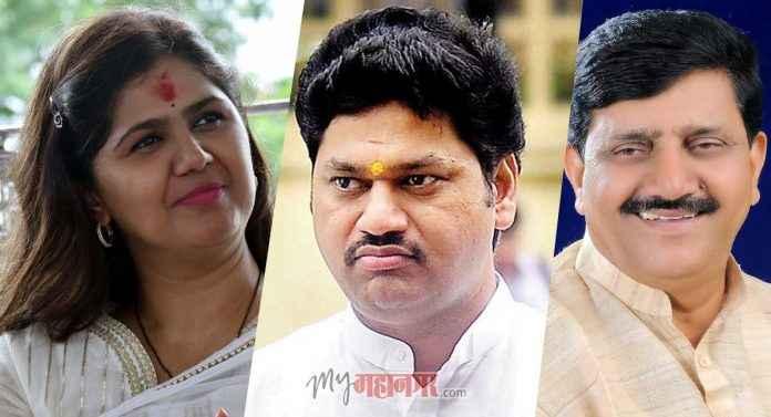 bjp setback to dhananjay munde