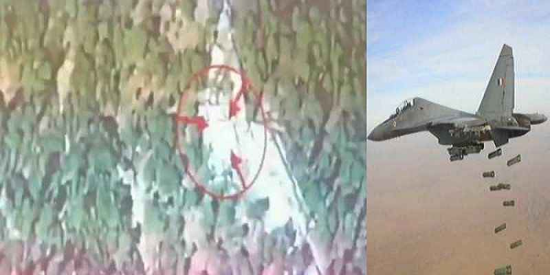 Indian Air Force releases promo video featuring Balakot airstrike