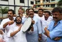 Kanhaiya Kumar's visit in Mumbra Kalwa