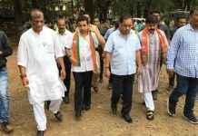 narayan rane officially enter in bjp party