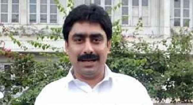 sanjay dina patil