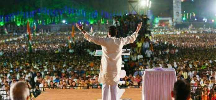 raj thackeray did not get ground for public meeting
