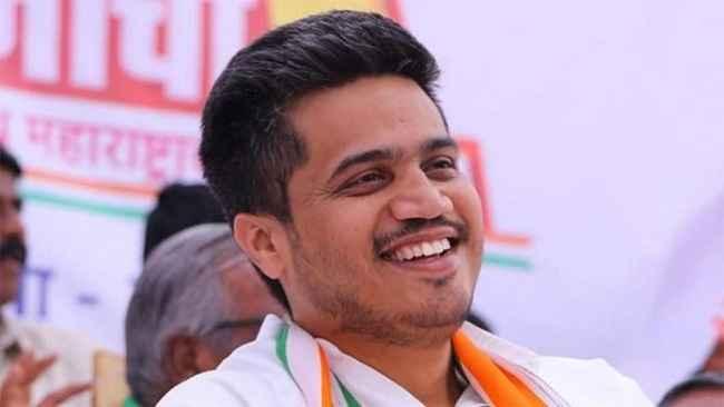 NCP MLA Rohit Pawar