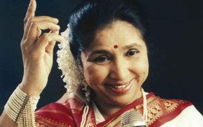 singer aasha bhosale