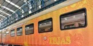 IRCTC offers rakshabandhan cashback to women passengers travelling in Tejas Express. Details here