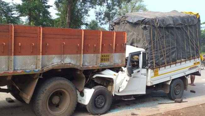 two person death in accident at Mumbai-Goa highway