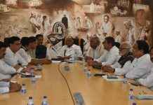 congress high command send observers maharashtra political updates