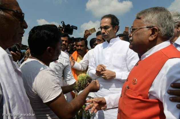 uddhav thackeray on nanded loha visit