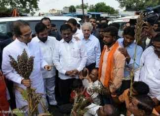 uddhav thackeray on nanded loha visit