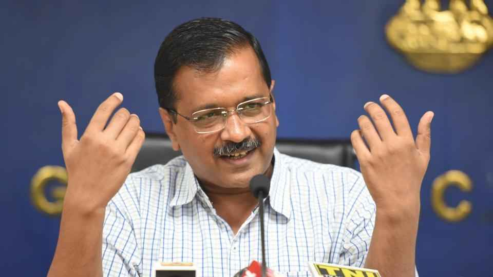 delhi cm arvind kejriwal said pollution levels reduced no need for odd even