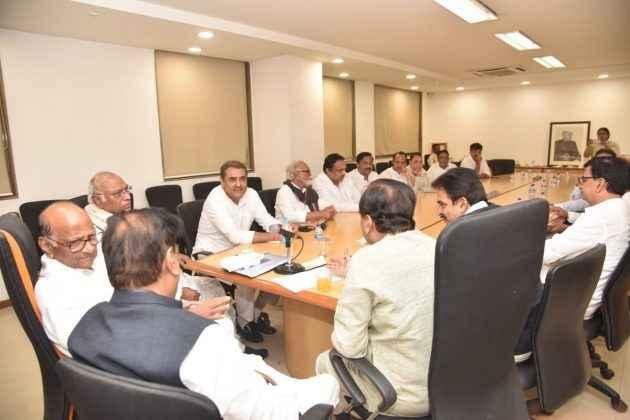 congress high command send observers maharashtra political updates