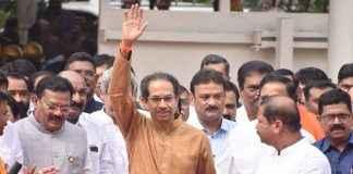 Chief Minister Uddhav Thackeray's first legislative session ११