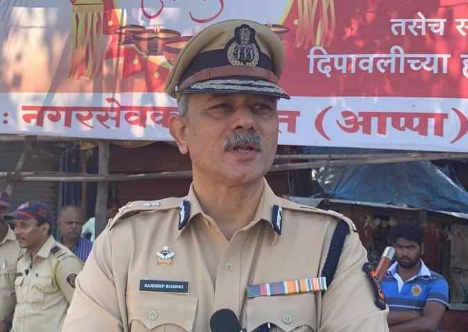 pune police commissioner appeal to peace for punekar