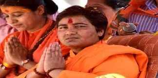 bjp sadhvi pragya apologise in lok sabha har remark on godse