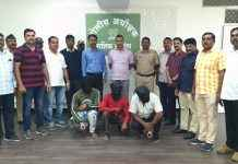 an inter district thief gang arrested who theft saraf shops