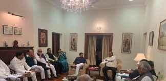 six hour meeting between congress and ncp leaders