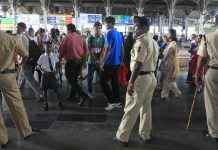 now mumbai railway police have 8 hours duty