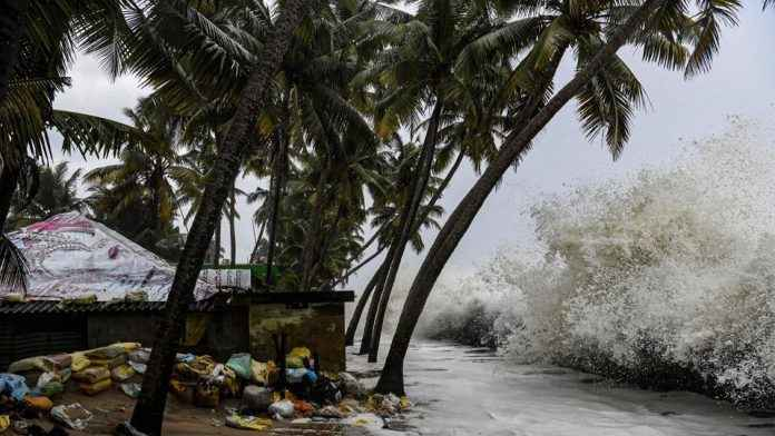 two people death in cyclone bulbul