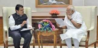 devendra fadnavis and narendra modi