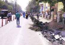 Ashok Column Chowk closed tomorrow for smart road work