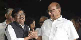 sanjay raut meet sharad pawar at new delhi