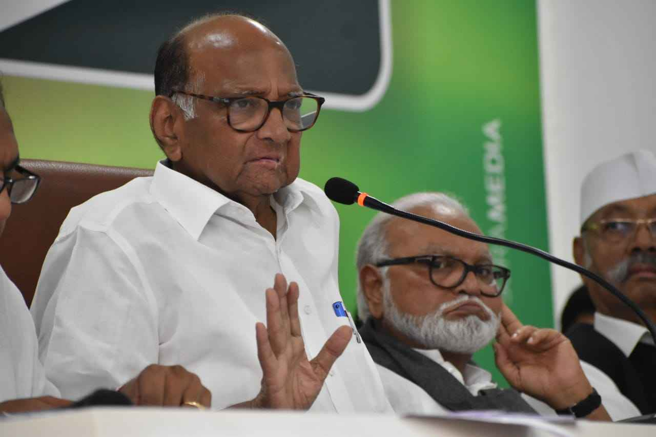 Sharad Pawar on Government formation in maharashtra