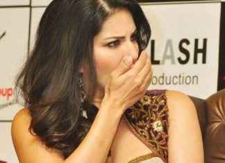 sunny leone slammed for copying artwork