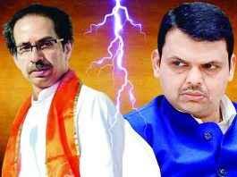 Uddhav Thackeray and Devendra Fadnavis