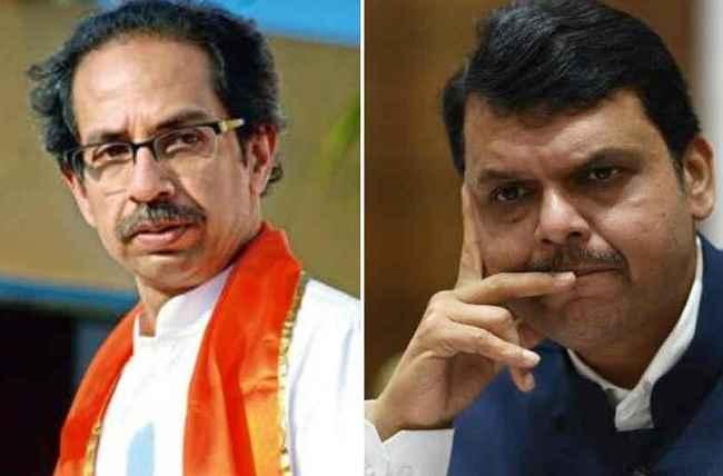 CM Uddhav Thackeray and Devendra Fadnavis