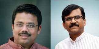 maharashtra cabinet expansion shiv sena mp anjay rauts brother mla sunil rauts statement