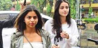Ananya Pandey advised Suhana Khan about films