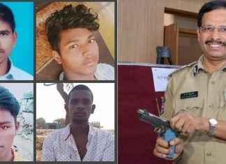 IPS V C sajjanar Hyderabad rape Ecounter