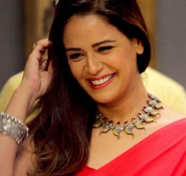 Mehandi photos of actress Mona Singh went viral on social media