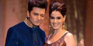 Video of Ritesh Deshmukh with his wife goes viral